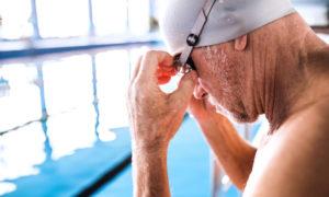 Volwassenenfonds-Zwemfoto-Shutterstock