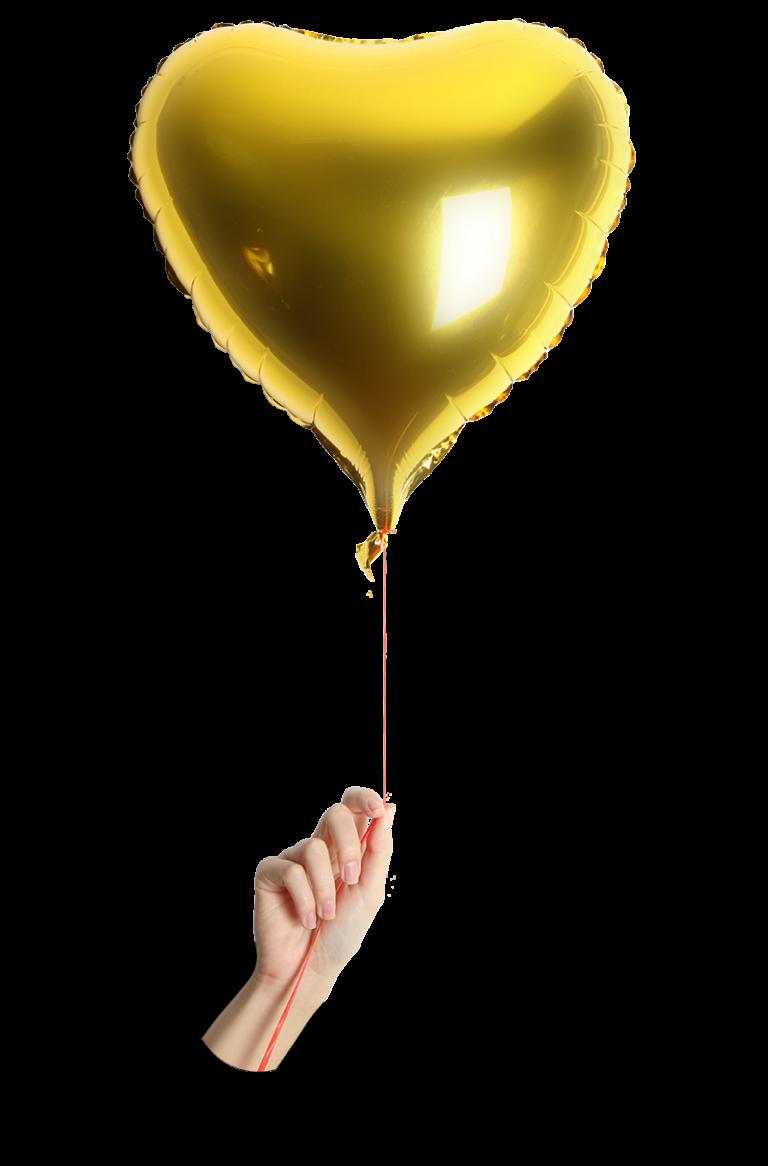 Gouden ballon