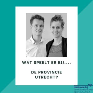 Wat speelt er bij Utrecht?