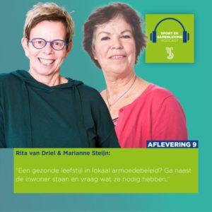 Podcast Rita van Driel