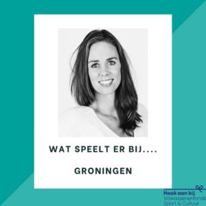 Blog Wat speelt er bij..provincie Groningen
